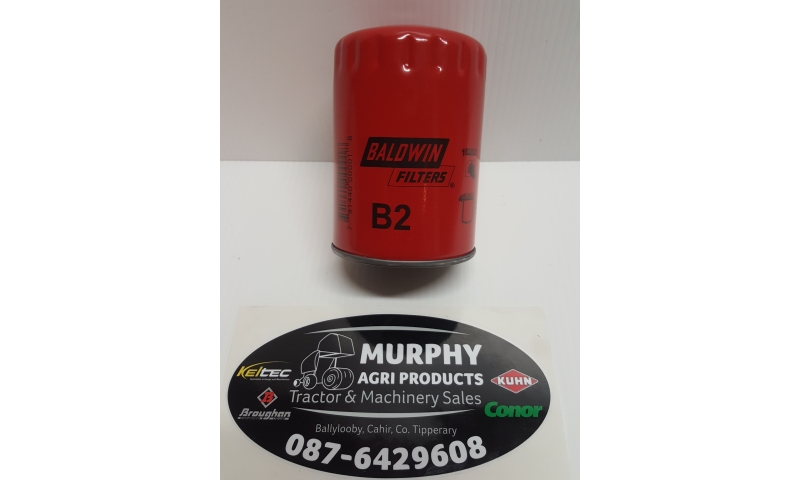 Engine Oil Filter Ford/Fiat B2