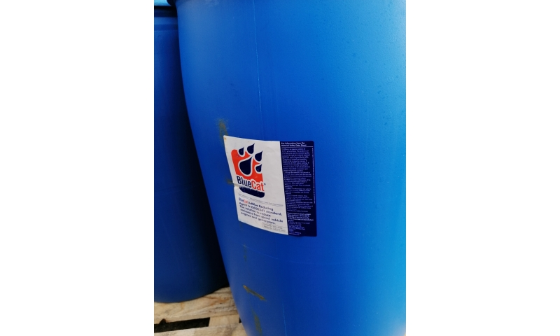 BLUE CAT AD BLUE 200LT